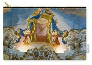 World Heritage Frescoes Of Wieskirche Church In Bavaria Carry-all Pouch