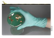 World Inside A Petri Dish Carry-all Pouch