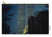 World Trade Center At Dusk Carry-all Pouch