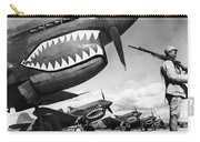 World War II: China, 1943 Carry-all Pouch