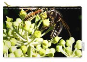 Wrangling Wasps Carry-all Pouch