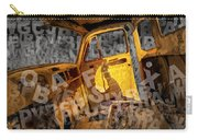 Wreck On The Information Highway Carry-all Pouch