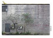 Writing On The Wall  Carry-all Pouch