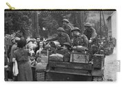 Wwii Liberation Of France Carry-all Pouch