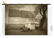 Wye Mill - Sepia Carry-all Pouch