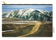 Wyoming Road Carry-all Pouch