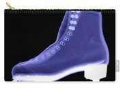 X-ray Of An Ice Skate Carry-all Pouch
