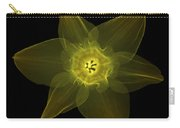 X-ray Of Daffodil Flower Carry-all Pouch