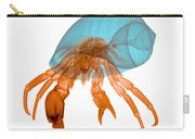 X-ray Of Hermit Crab Carry-all Pouch