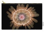 X-ray Of Shingle Urchin Carry-all Pouch