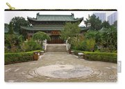 Xi'an Temple Garden Carry-all Pouch