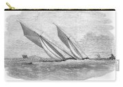 Yacht Race, 1854 Carry-all Pouch
