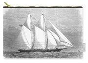 Yacht: Sappho, 1868 Carry-all Pouch