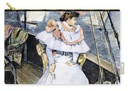 Yachting Costume, 1894 Carry-all Pouch