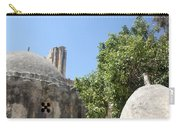 Yahya Mosque In Sebastia Carry-all Pouch
