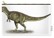 Yangchuanosaurus Shangiouensis Carry-all Pouch