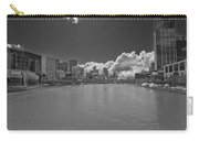 Yarrah River Melbourne In B And W Carry-all Pouch