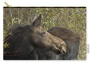 Yearling Calf On Alert Carry-all Pouch