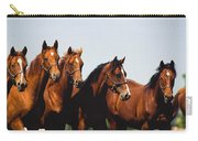 Yearling Thoroughbred Carry-all Pouch