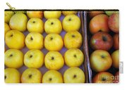 Yellow Apples Carry-all Pouch