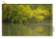 Yellow Autumn Carry-all Pouch