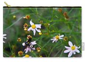 Yellow Banded Black Fly 1 Carry-all Pouch