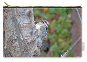 Yellow-bellied Sapsucker    Sphyrapicus Varius Carry-all Pouch