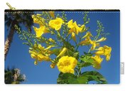 Yellow Bells Carry-all Pouch
