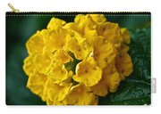 Yellow Blooms Carry-all Pouch