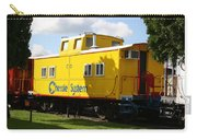 Yellow Caboose Carry-all Pouch