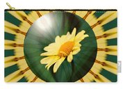 Yellow Daisy Energy Carry-all Pouch