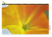 Yellow Datura Carry-all Pouch