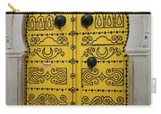 Yellow Door In Bardo Carry-all Pouch