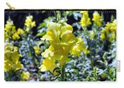 Yellow Dragons Carry-all Pouch
