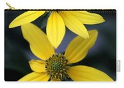 Yellow Duet Carry-all Pouch