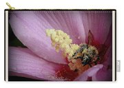 Yellow Feet Carry-all Pouch