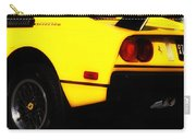 Yellow Ferrari Carry-all Pouch