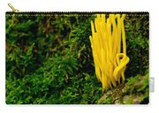 Yellow Fungus Carry-all Pouch