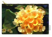 Yellow Lantana Carry-all Pouch