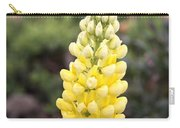 Yellow Lupine Carry-all Pouch