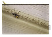 Yellow Palp Spider 1 Carry-all Pouch