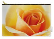 Yellow Rose After The Rain Carry-all Pouch