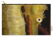Yellow Seahorse, Batam, Riau, Indonesia Carry-all Pouch