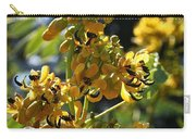 Yellow Senna Carry-all Pouch