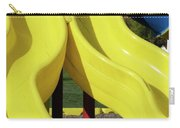 Yellow Slides Carry-all Pouch