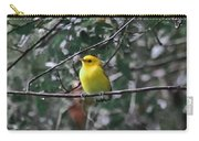 Yellow Songbird Carry-all Pouch
