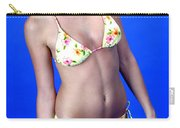 Yellow Swim 13-crop Carry-all Pouch