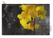 Yellow Trumpet Carry-all Pouch