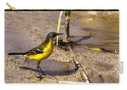 Yellow Wagtail Carry-all Pouch