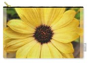Yellow Wow Carry-all Pouch